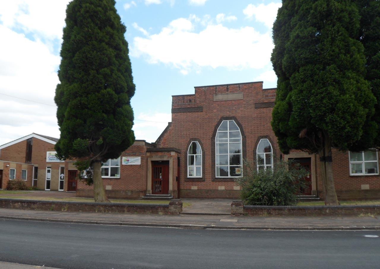 Highfield Baptist Lunch Club