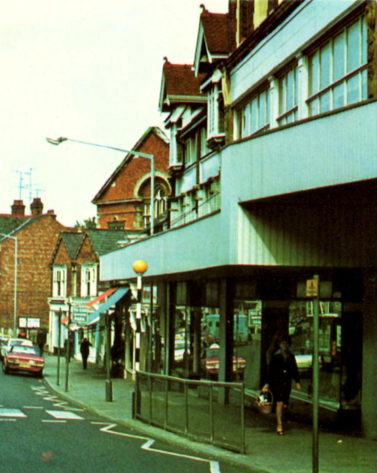 The Co-op in Rushden
