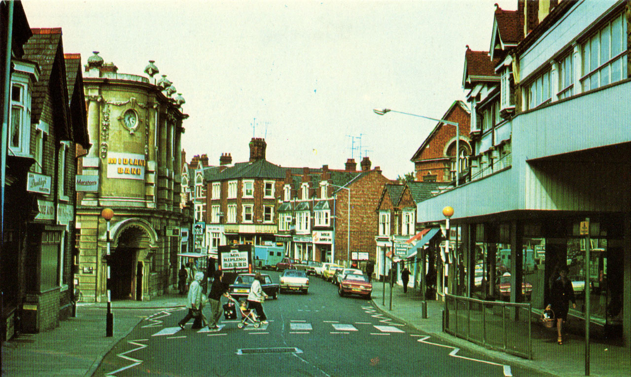 The Co-op in Rushden