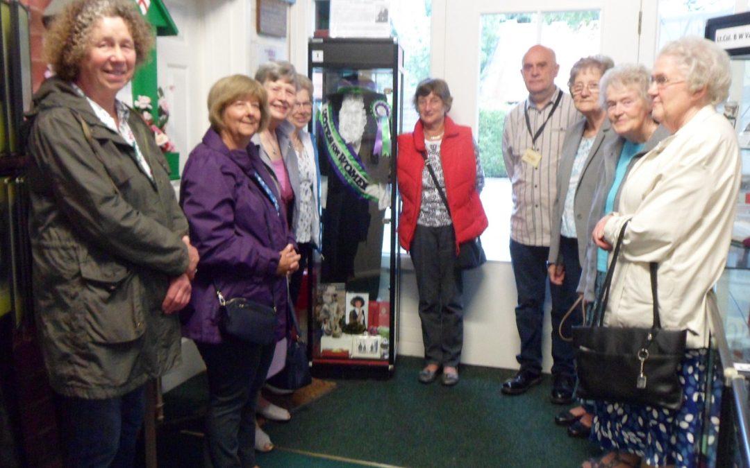 Highfield Baptist Wives Group Visit