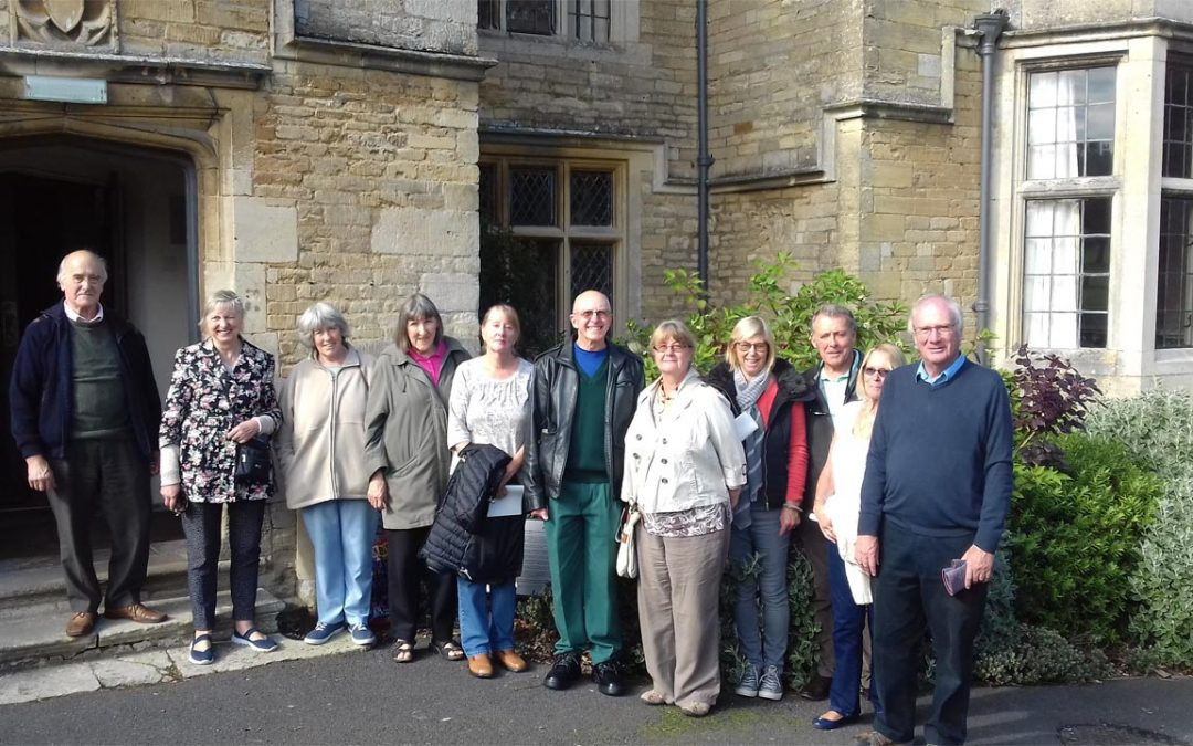 Tours of Rushden Hall