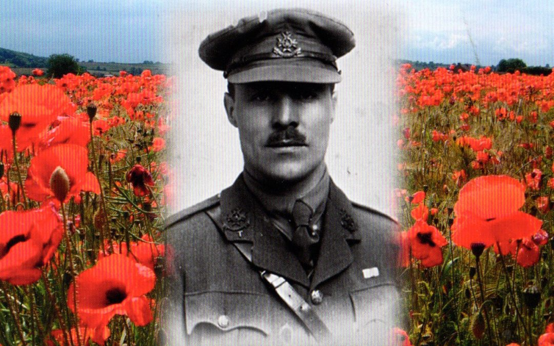 Bernard Vann VC Memorial Day
